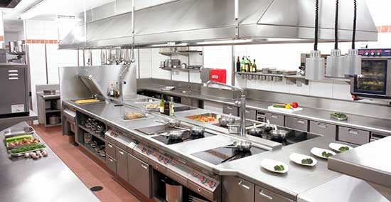 Kitchen equipment singapore